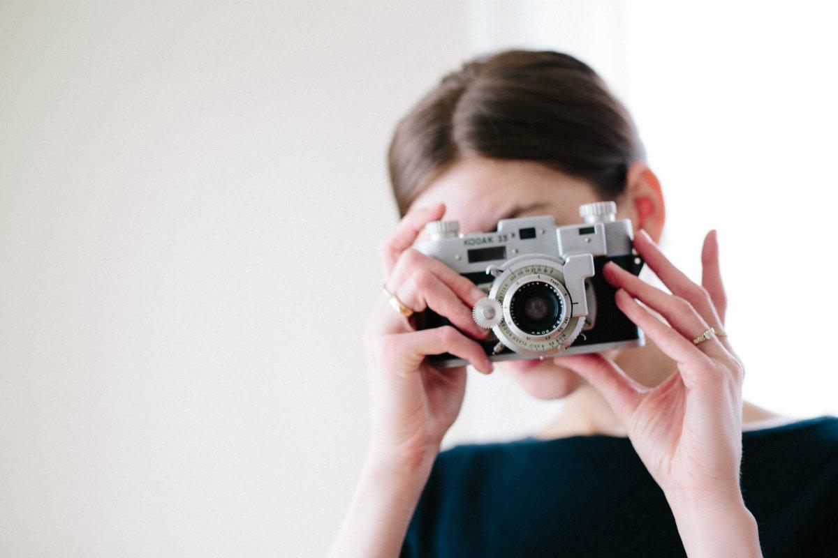 camera - content on Instagram