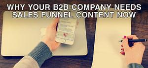 Header - Sales Funnel Content