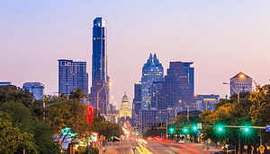 Night Austin